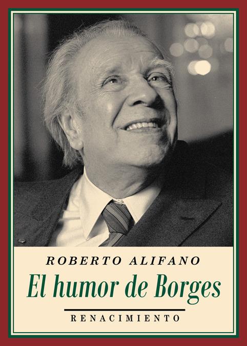 El humor de Borges: portada
