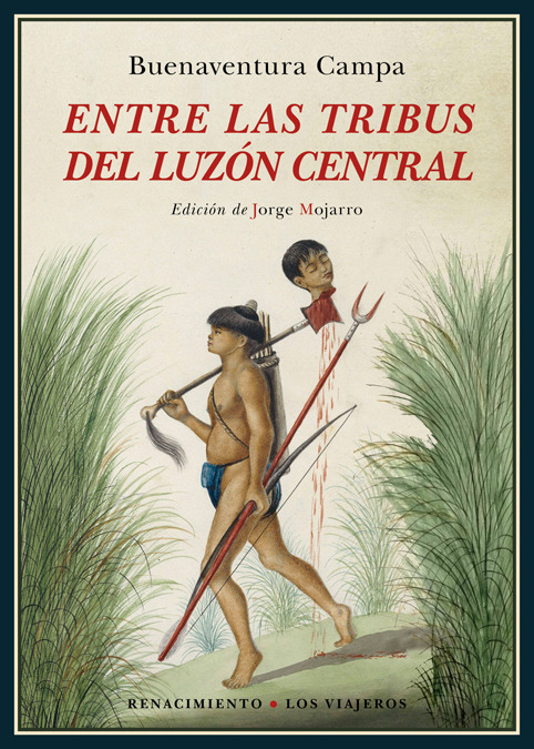 Entre las tribus del Luzón Central: portada