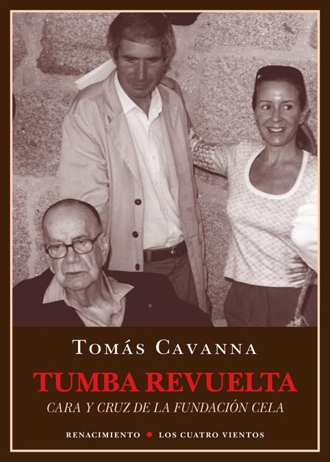 Tumba revuelta: portada
