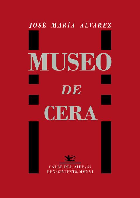 Museo de cera: portada