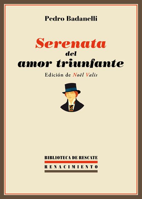 Serenata del amor triunfante: portada