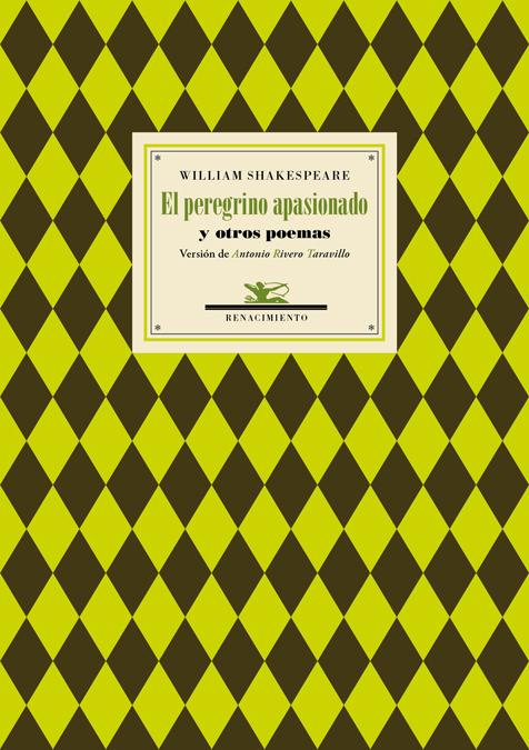 El peregrino apasionado y otros poemas: portada