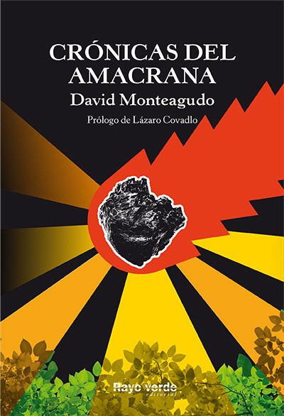Crónicas del amacrana: portada