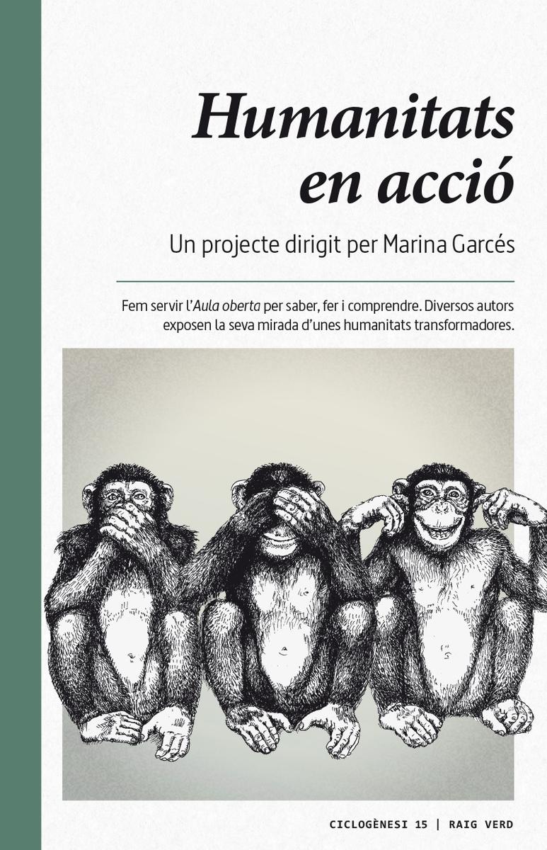 Humanitats en acció: portada
