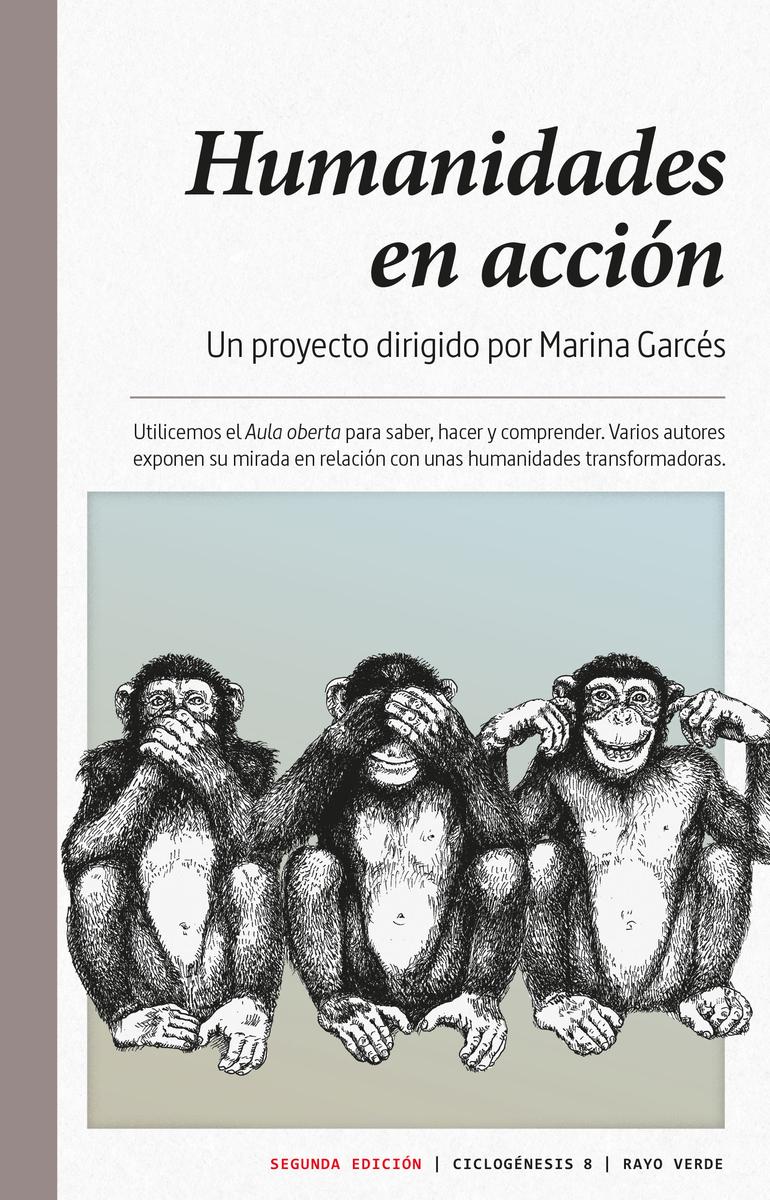 Humanidades en acción: portada