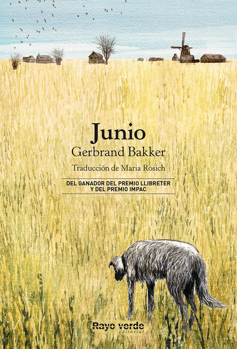 Junio: portada