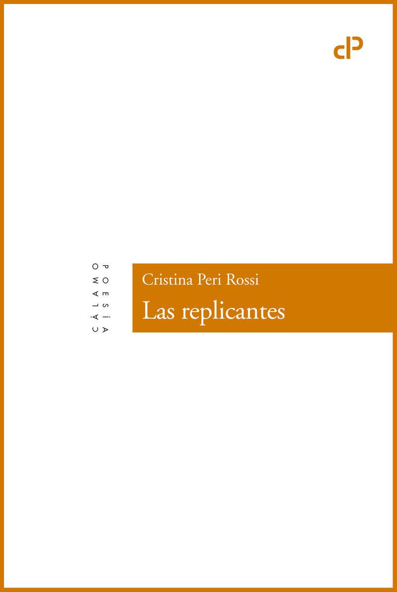 Las replicantes: portada