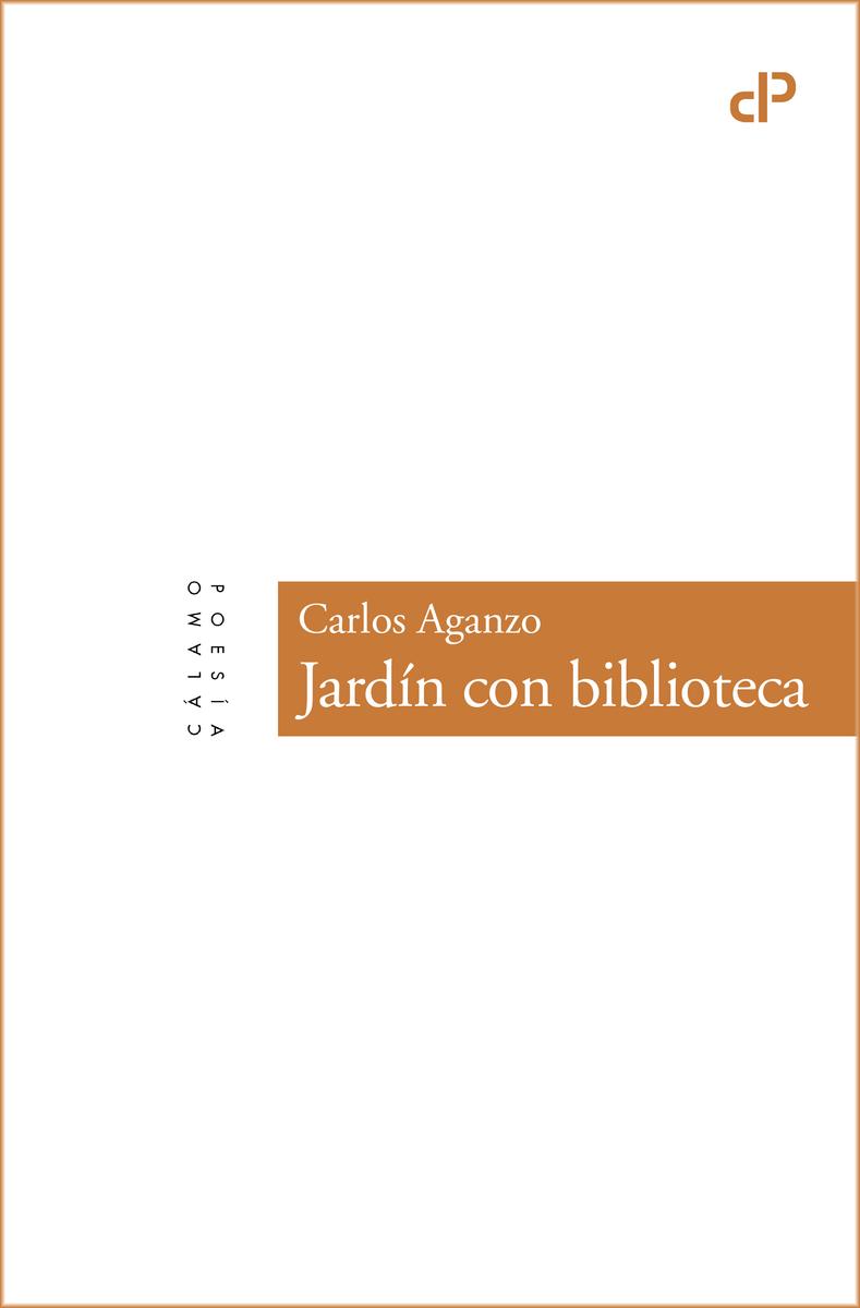 Jardín con biblioteca: portada