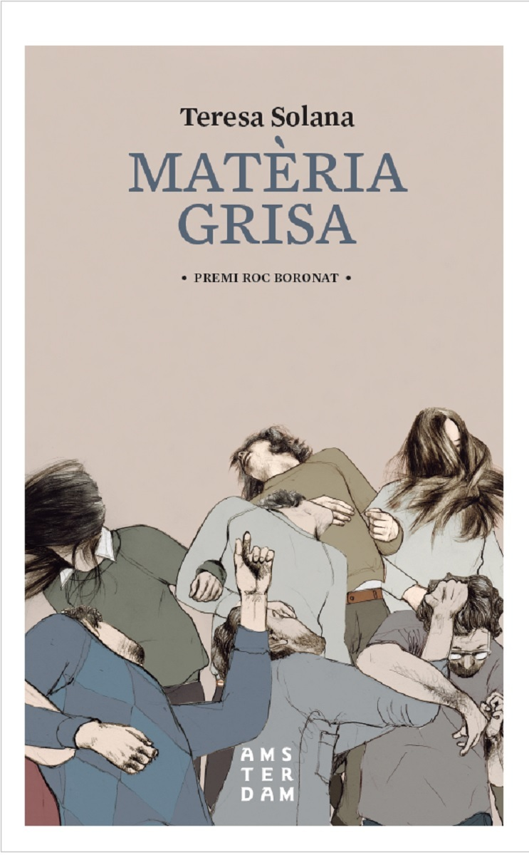MATÈRIA GRISA: portada