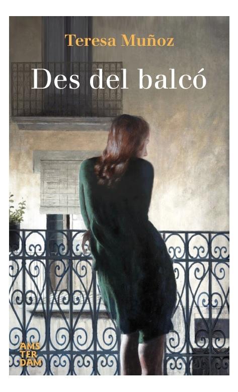 DES DEL BALCÓ, 2a ED: portada