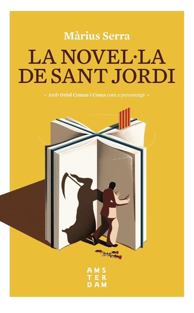 LA NOVEL·LA DE SANT JORDI: portada
