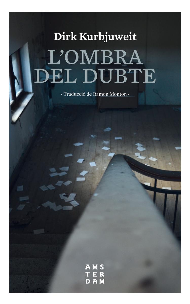 L'OMBRA DEL DUBTE: portada