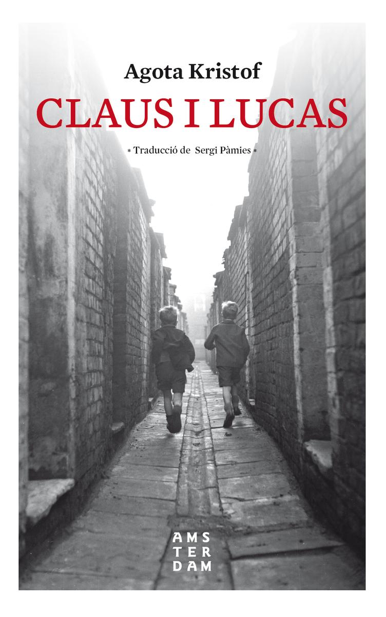 CLAUS I LUCAS, 2a Ed: portada