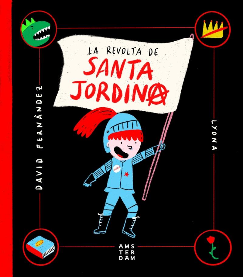 REVOLTA DE SANTA JORDINA, LA: portada