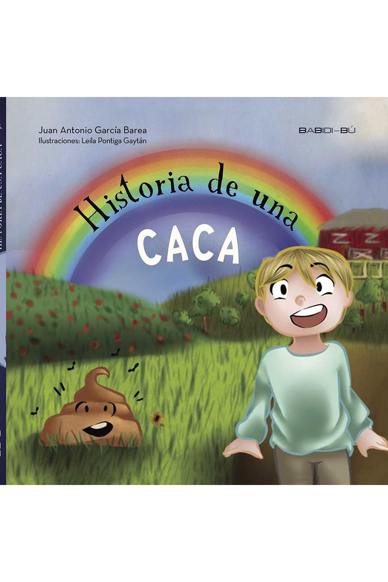 Historia de una Caca: portada