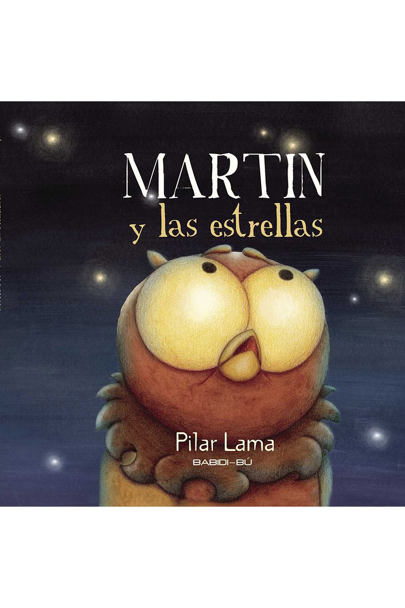 Martin y las estrellas: portada