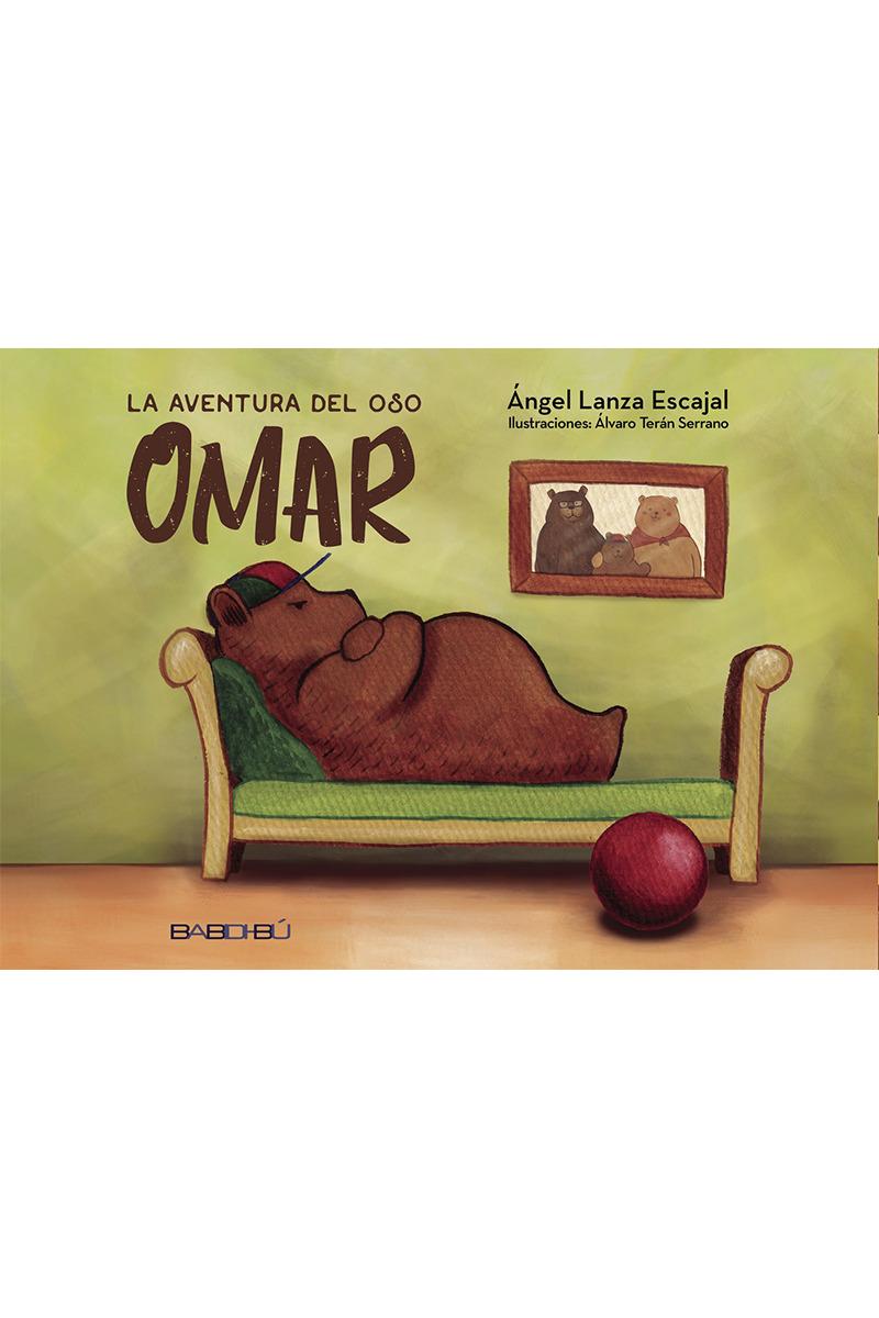 La aventura del oso Omar: portada