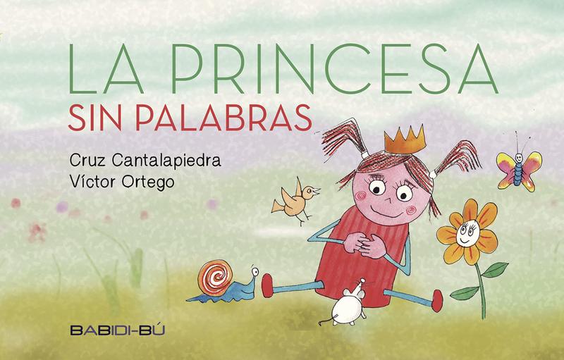La princesa sin palabras: portada