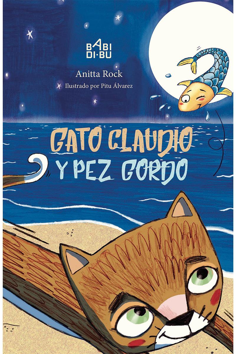 Gato Claudio y Pez Gordo: portada