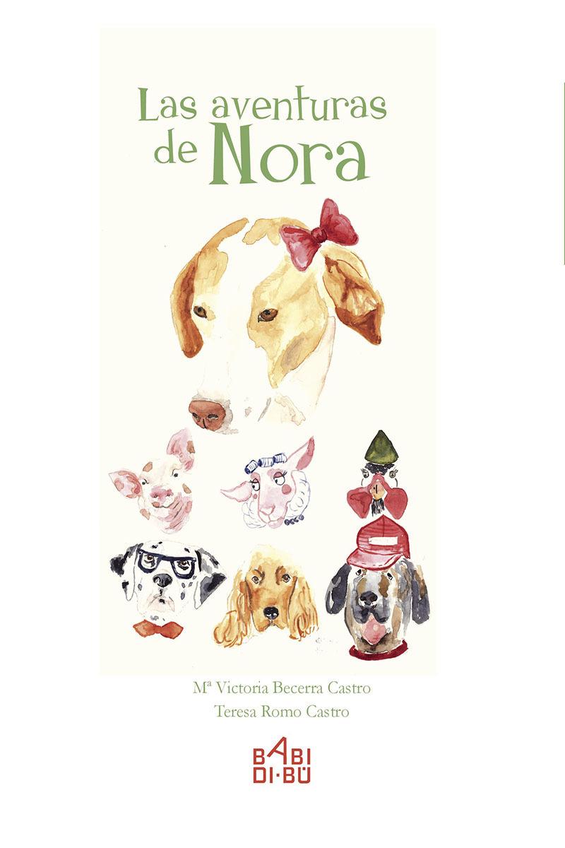 Las aventuras de Nora: portada