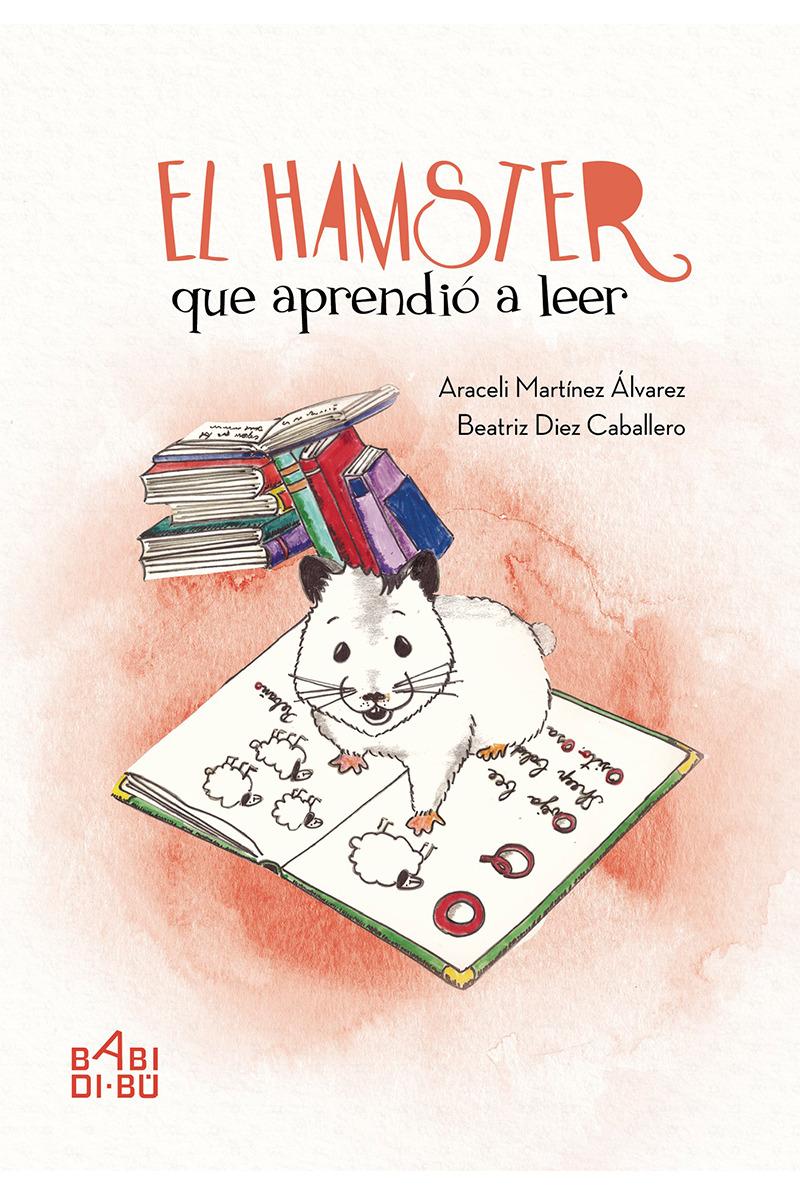 El hamster que aprendió a leer: portada