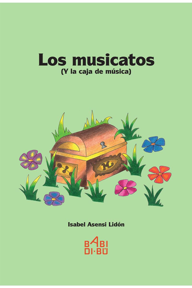 Los musicatos (Y la caja de música): portada