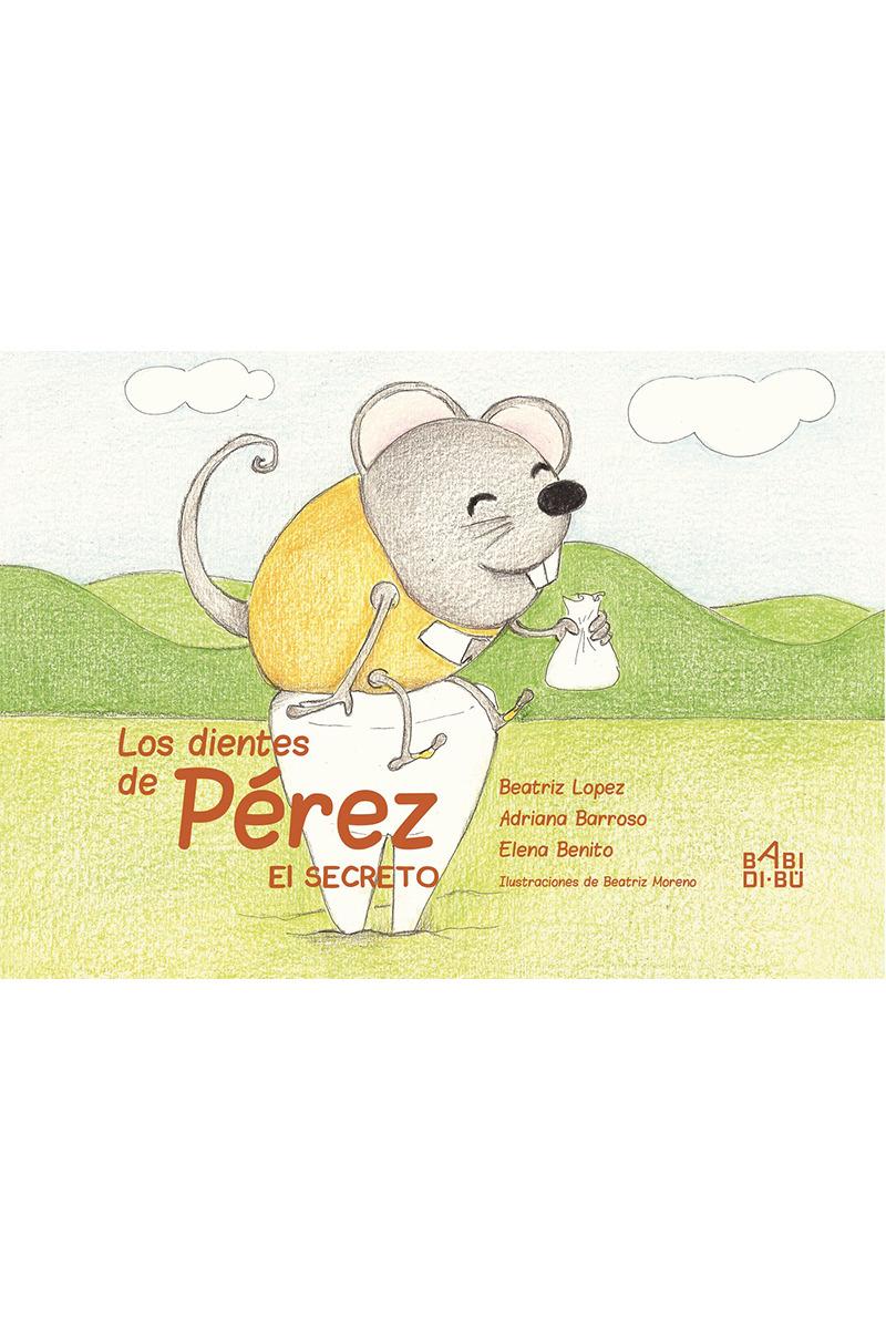 Los Dientes de Pérez: «El Secreto»: portada