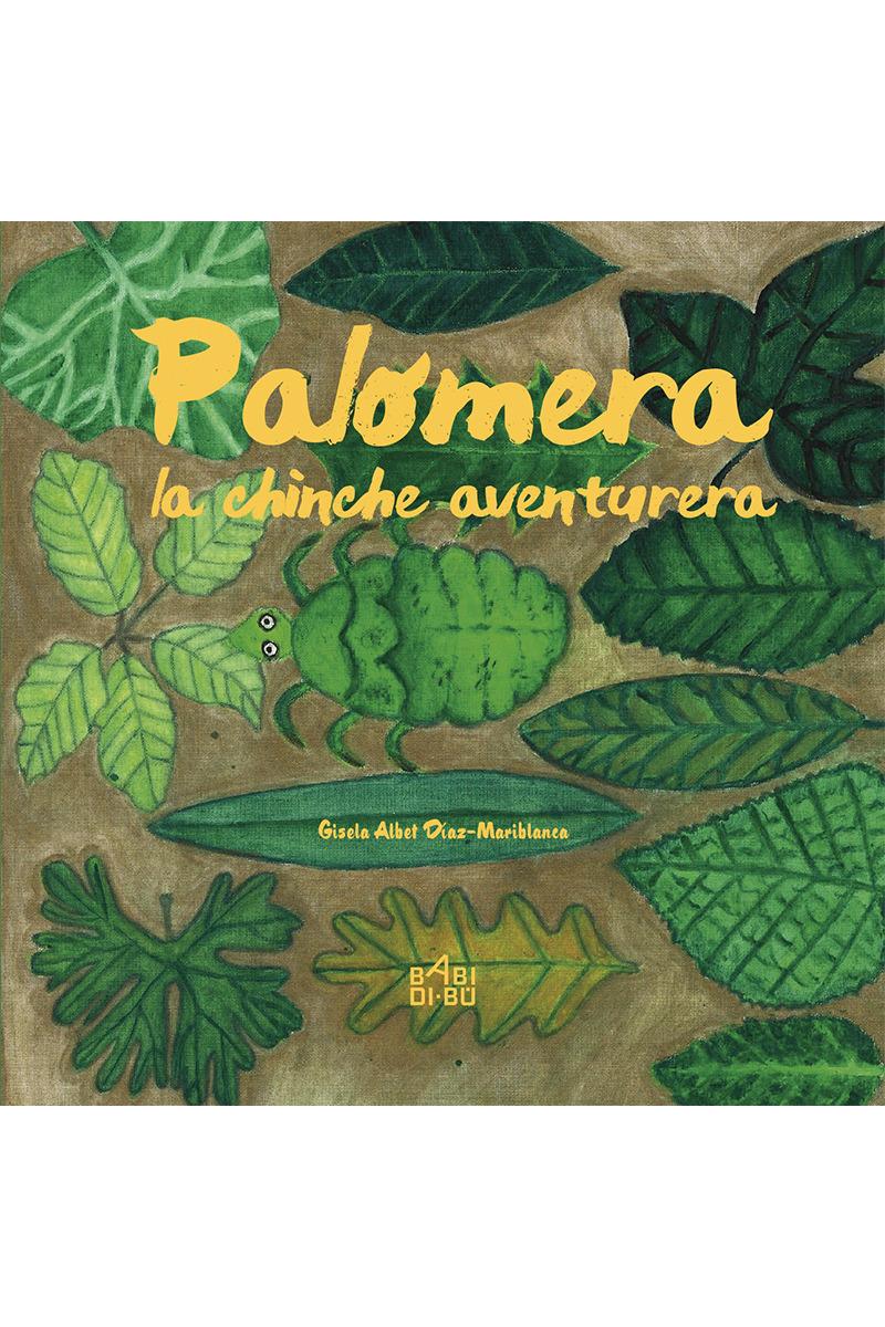 Palomera, la chinche aventurera: portada