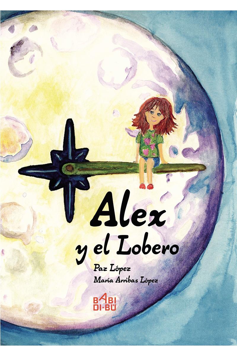 Alex y el lobero: portada