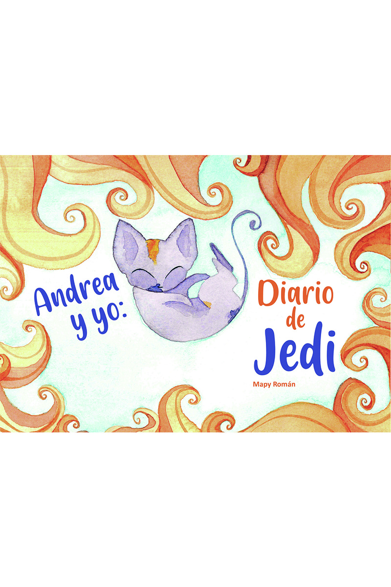 Andrea y yo: Diario de Jedi (TD): portada