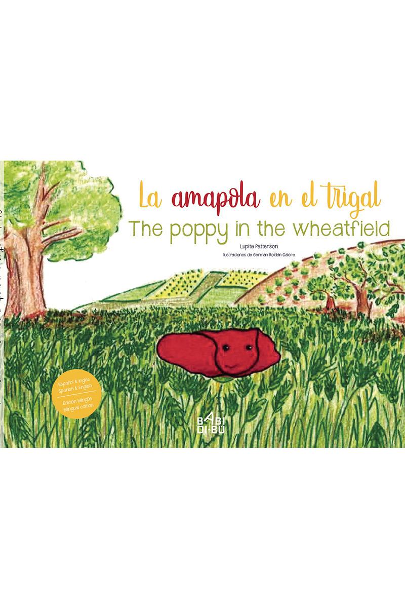 La amapola en el trigal. The Poppy in the Wheatfield: portada