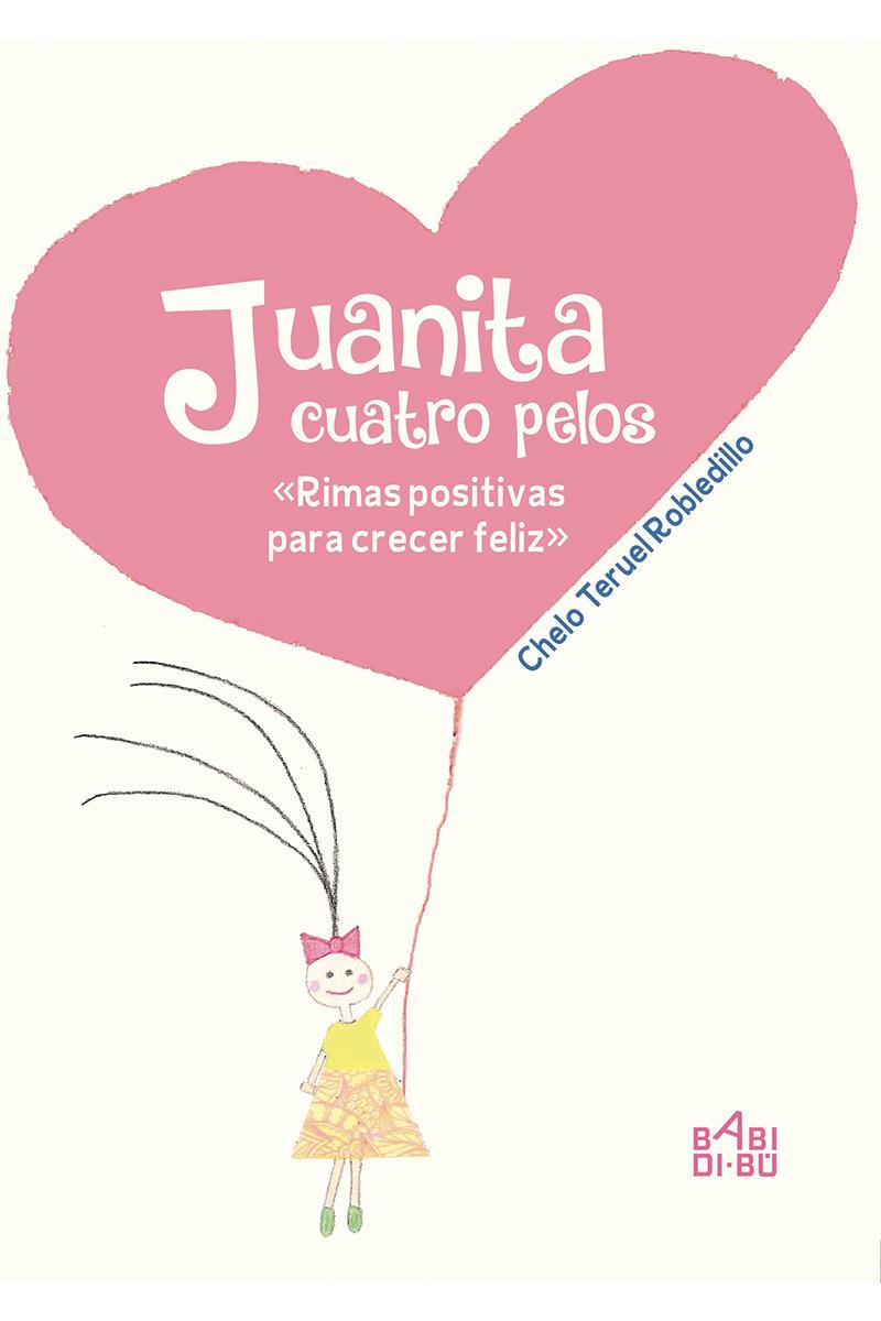 Juanita cuatro pelos: portada
