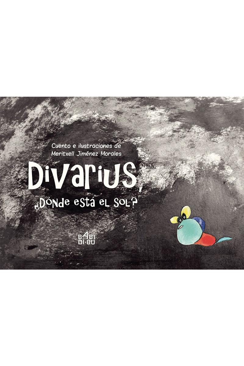 Divarius, ¿dónde está el Sol?: portada