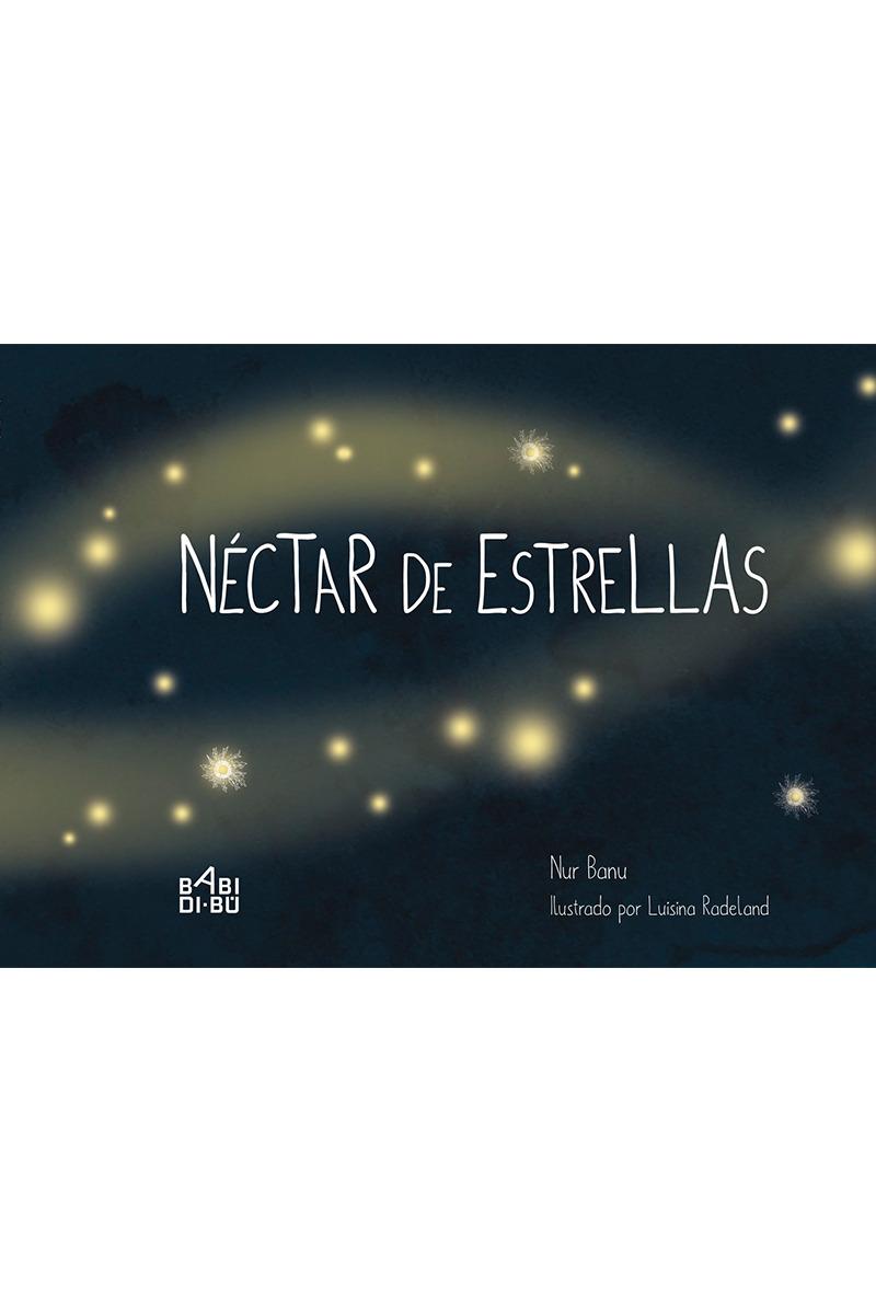 Néctar de estrellas: portada