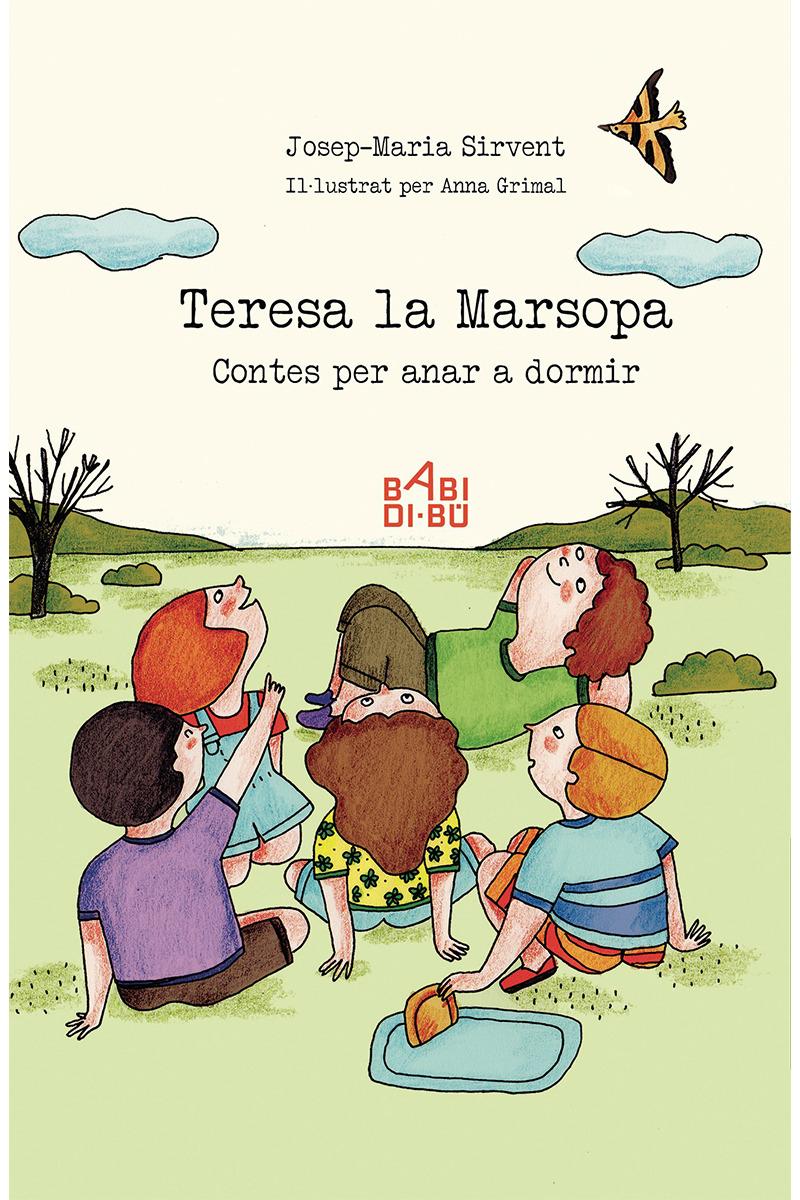 Teresa la Marsopa Contes per anar a dormir: portada