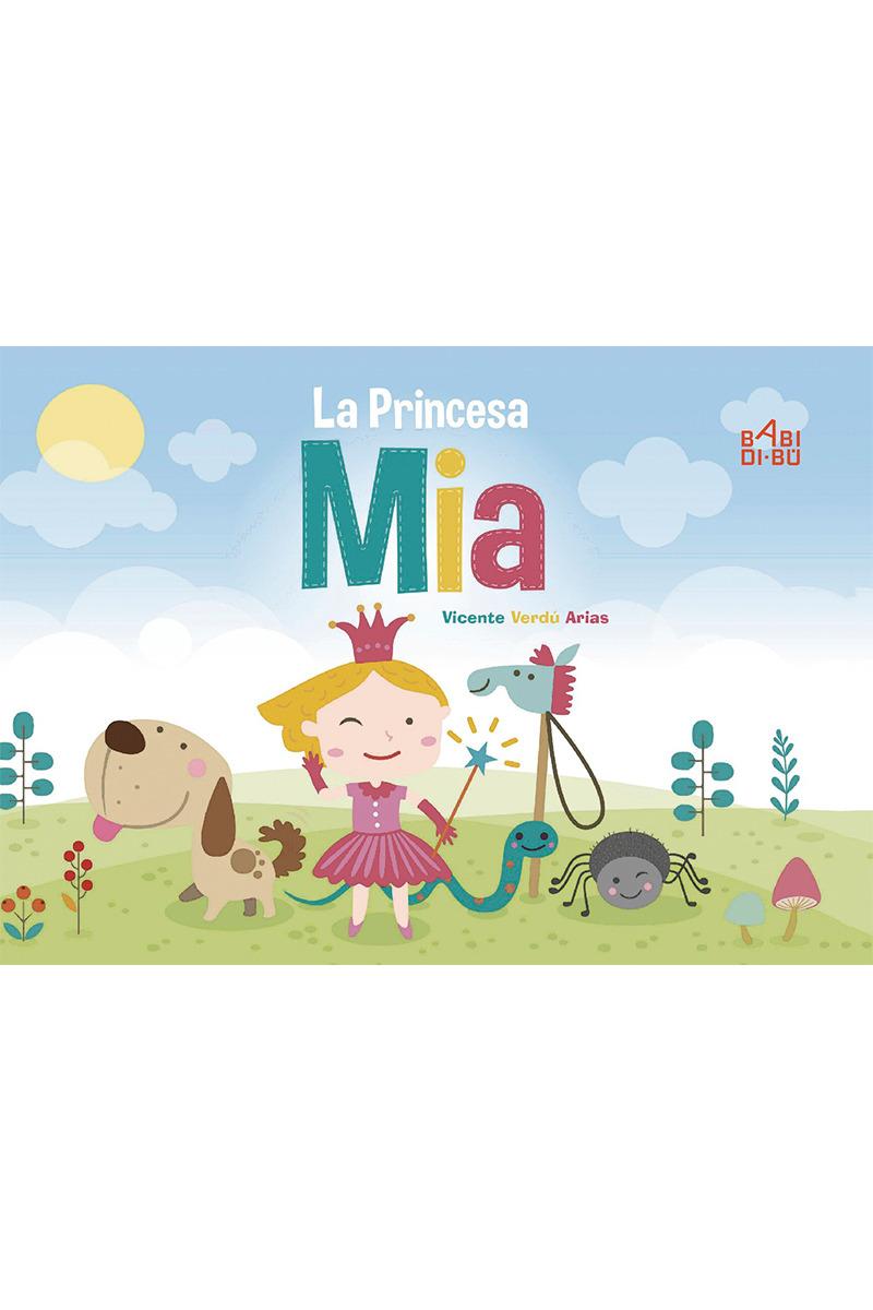 La princesa Mia: portada