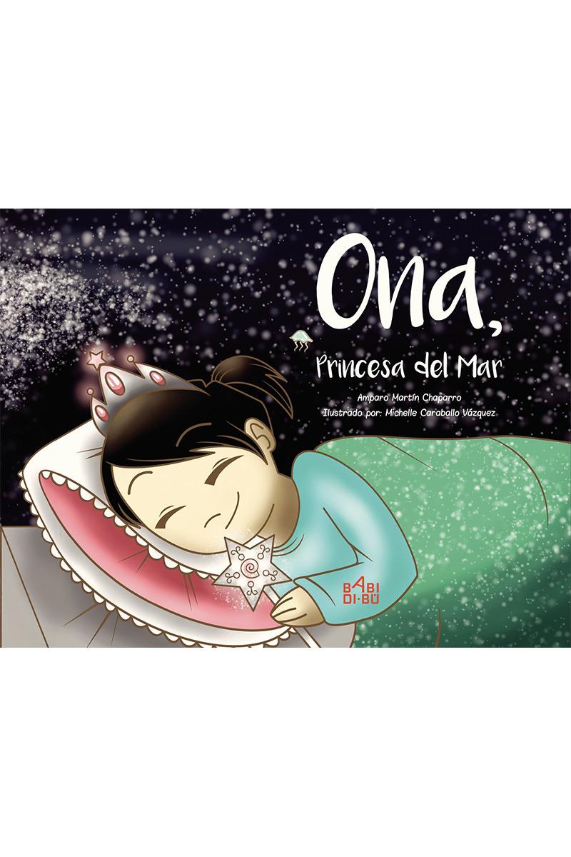 Ona, princesa del mar: portada