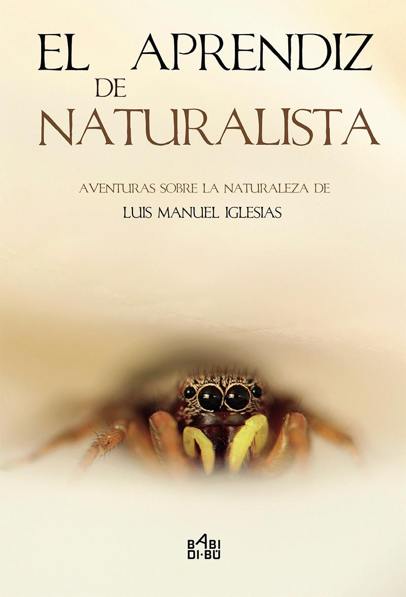 El aprendiz de naturalista: portada