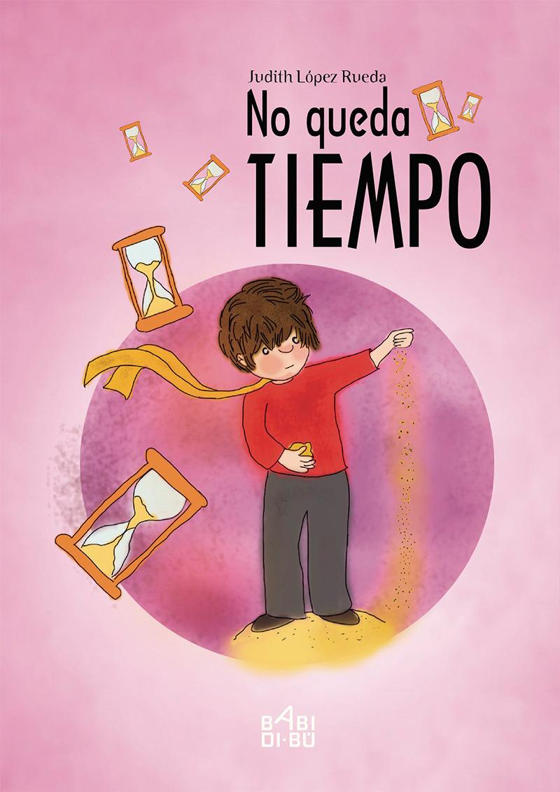 No queda Tiempo: portada