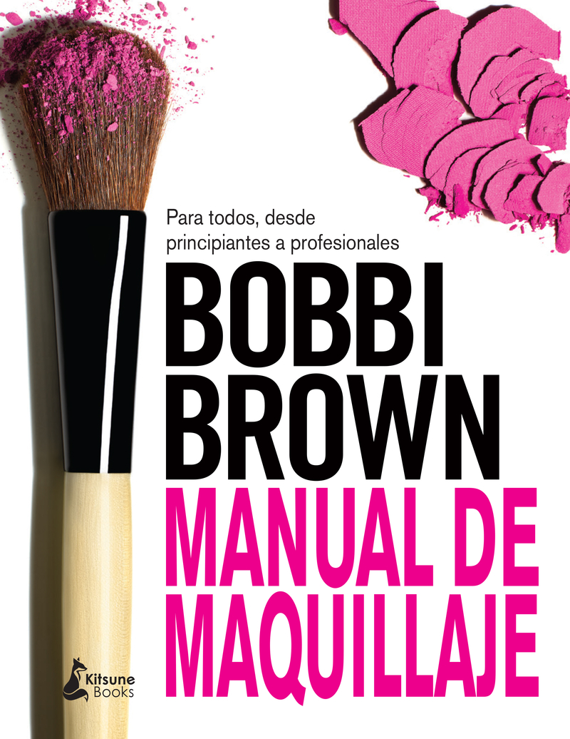Manual de maquillaje de Bobbi Brown: portada