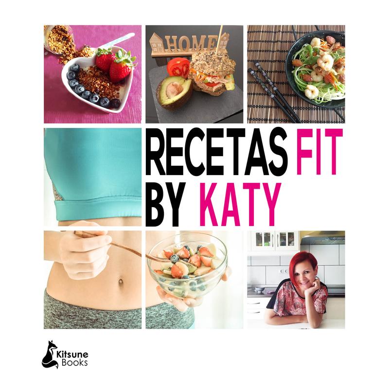 Recetas fit by Katy: portada