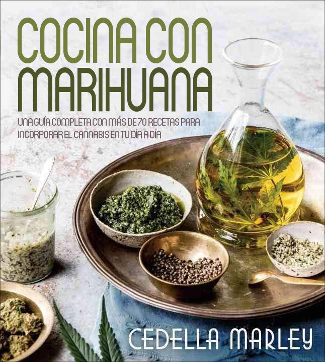 Cocina con marihuana: portada