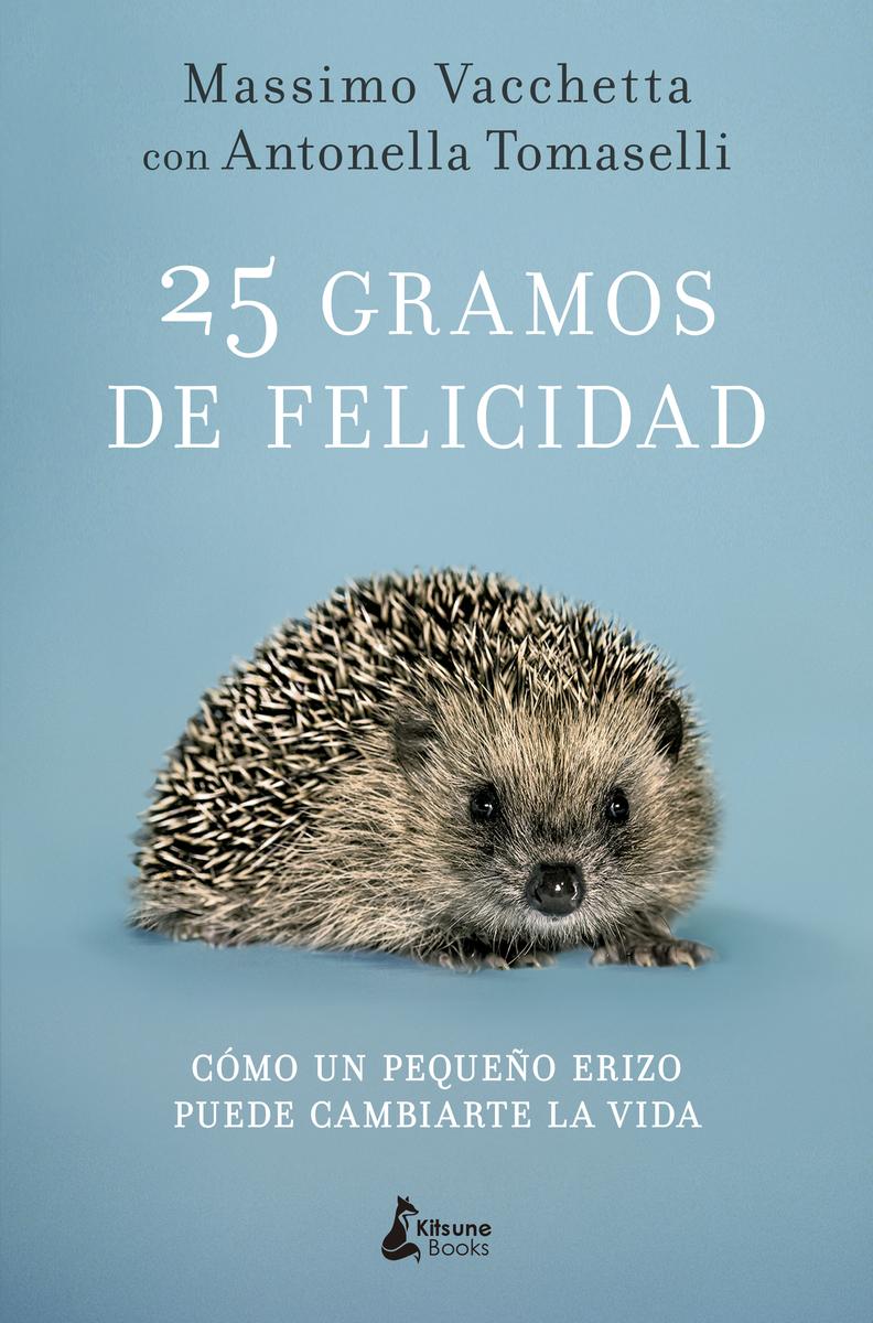 25 gramos de felicidad: portada
