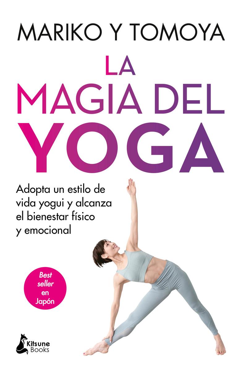 La magia del yoga: portada