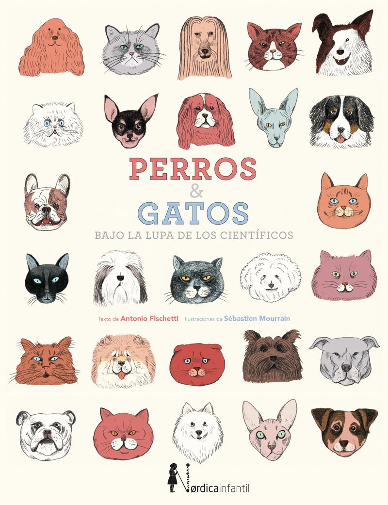 Perros y gatos bajo la lupa de los cient�ficos: portada