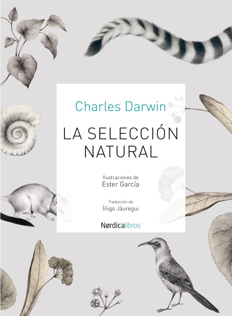 La selección natural: portada
