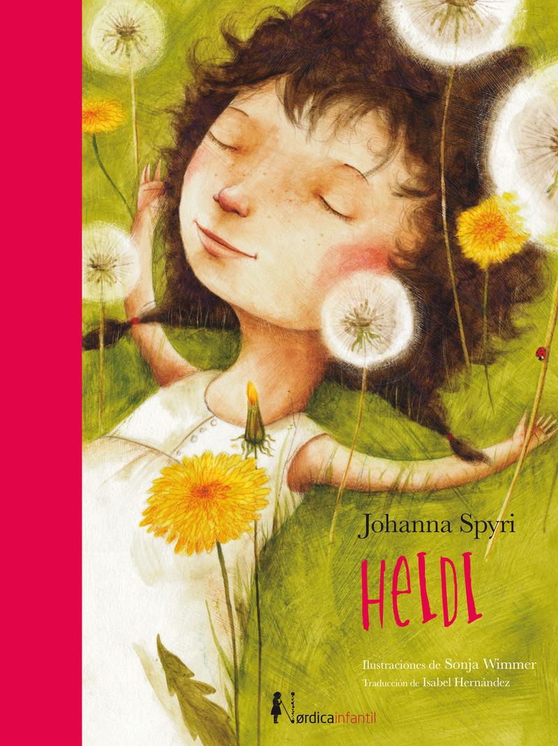 Heidi: portada