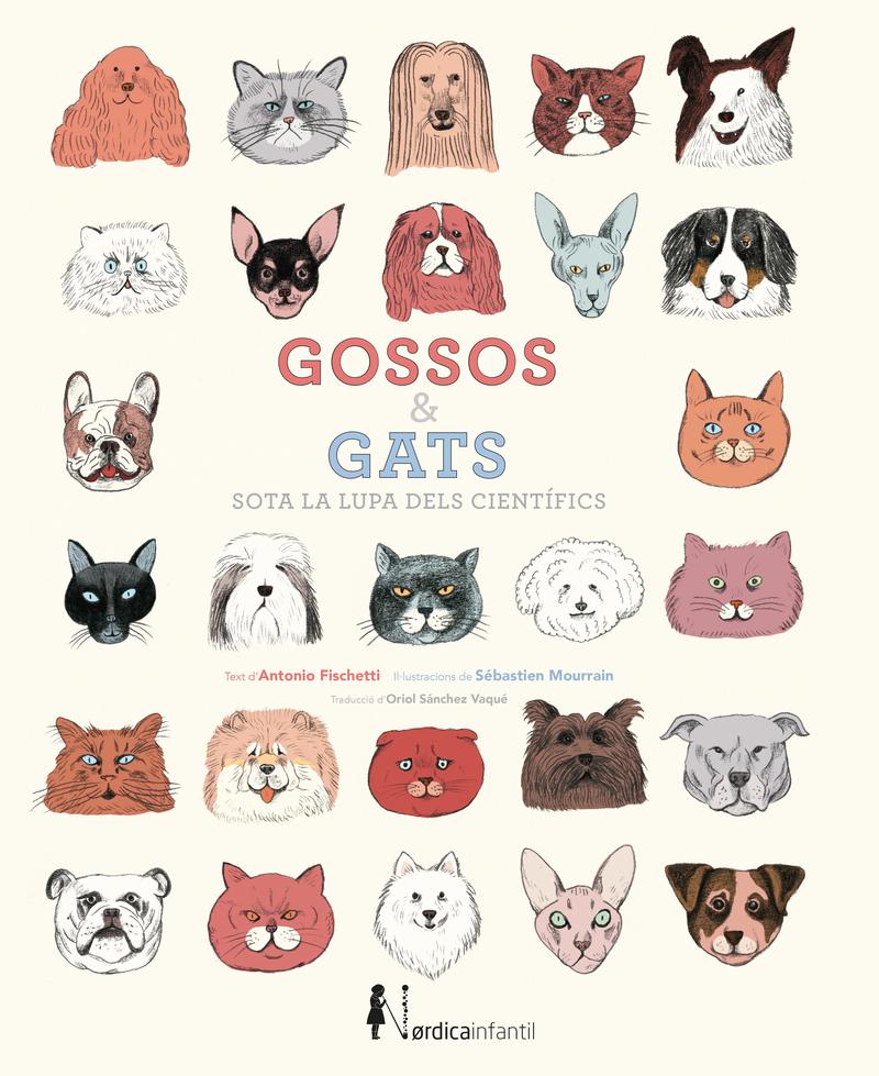 Gossos i gats sota la lupa dels científics: portada