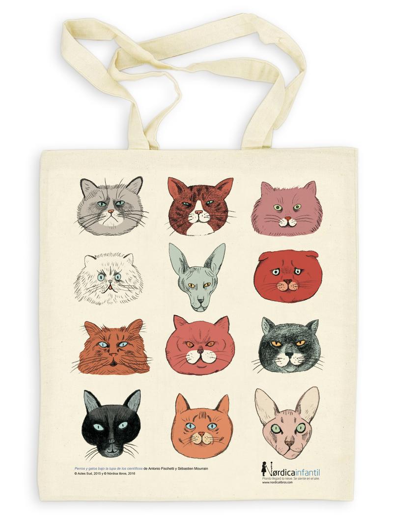 Bolsa gatos (bajo la lupa de los cientíicos): portada