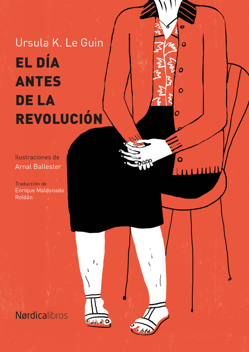 El día antes de la revolución.: portada